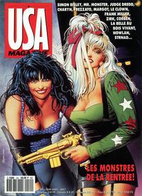Cover Thumbnail for USA magazine (Comics USA, 1987 series) #64