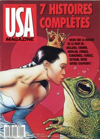 Cover for USA magazine (Comics USA, 1987 series) #60