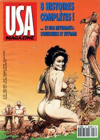 Cover Thumbnail for USA magazine (Comics USA, 1987 series) #58