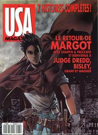Cover Thumbnail for USA magazine (Comics USA, 1987 series) #61