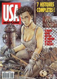 Cover Thumbnail for USA magazine (Comics USA, 1987 series) #57