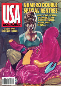 Cover Thumbnail for USA magazine (Comics USA, 1987 series) #68/69