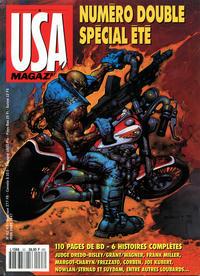 Cover Thumbnail for USA magazine (Comics USA, 1987 series) #62/63