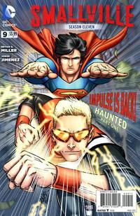 Cover Thumbnail for Smallville Season 11 (DC, 2012 series) #9