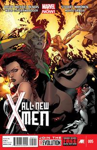 Cover Thumbnail for All-New X-Men (Marvel, 2013 series) #5