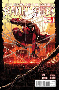 Cover Thumbnail for Scarlet Spider (Marvel, 2012 series) #12.1