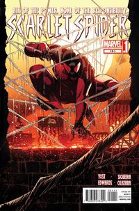Cover Thumbnail for Scarlet Spider (Marvel, 2012 series) #12.1