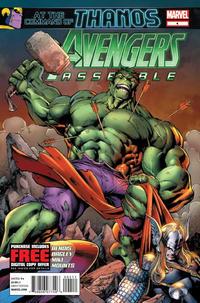 Cover Thumbnail for Avengers Assemble (Marvel, 2012 series) #4