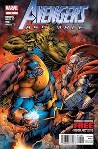 Cover Thumbnail for Avengers Assemble (Marvel, 2012 series) #8