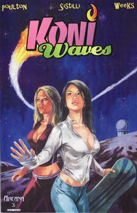 Cover Thumbnail for Koni Waves (Arcana, 2006 series) #3