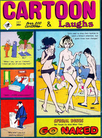 Cover Thumbnail for Cartoon Laughs (Marvel, 1963 series) #v8#4