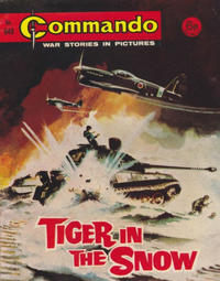 Cover Thumbnail for Commando (D.C. Thomson, 1961 series) #649