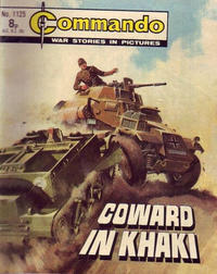 Cover Thumbnail for Commando (D.C. Thomson, 1961 series) #1125