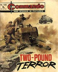 Cover Thumbnail for Commando (D.C. Thomson, 1961 series) #1256