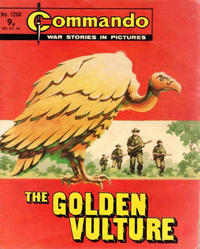 Cover Thumbnail for Commando (D.C. Thomson, 1961 series) #1258