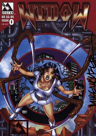 Cover for Widow X (Avatar Press, 1999 series) #0