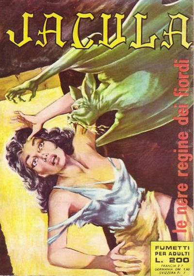 Cover for Jacula (Ediperiodici, 1969 series) #49