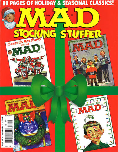Cover for Mad Special [Mad Super Special] (EC, 1970 series) #134