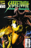 Cover for Sabretooth Classic (Marvel, 1994 series) #2