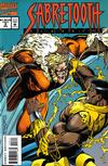 Cover for Sabretooth Classic (Marvel, 1994 series) #3