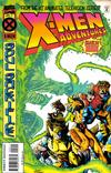 Cover for X-Men Adventures [III] (Marvel, 1995 series) #2