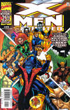 Cover for X-Men Unlimited (Marvel, 1993 series) #25 [Direct Edition]