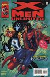 Cover for X-Men Unlimited (Marvel, 1993 series) #28 [Direct Edition]