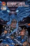 Cover for Sigil (CrossGen, 2000 series) #2