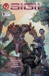 Cover for Sigil (CrossGen, 2000 series) #5