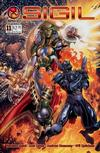 Cover for Sigil (CrossGen, 2000 series) #11