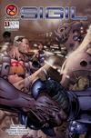 Cover for Sigil (CrossGen, 2000 series) #13