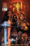 Cover for Crux (CrossGen, 2001 series) #1