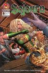 Cover for Sojourn (CrossGen, 2001 series) #8