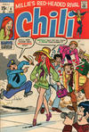 Cover for Chili (Marvel, 1969 series) #8