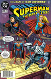 Cover Thumbnail for Superman: The Man of Steel (1991 series) #87 [Newsstand]
