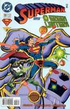 Cover for Superman (DC, 1987 series) #105 [Direct Sales]