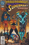 Cover for Superman (DC, 1987 series) #107