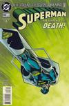 Cover for Superman (DC, 1987 series) #108 [Direct Sales]
