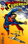 Cover for Superman (DC, 1987 series) #109 [Direct Sales]