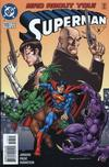 Cover for Superman (DC, 1987 series) #113 [Direct Sales]