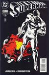 Cover for Superman (DC, 1987 series) #121 [Direct Sales]