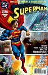 Cover for Superman (DC, 1987 series) #122 [Direct Sales]