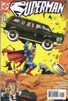 Cover for Superman (DC, 1987 series) #124 [Direct Sales]