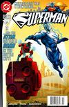 Cover for Superman (DC, 1987 series) #125 [Newsstand]