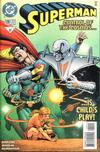 Cover for Superman (DC, 1987 series) #139 [Direct Sales]