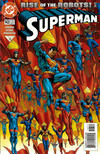 Cover for Superman (DC, 1987 series) #143 [Direct Sales]