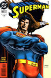 Cover for Superman (DC, 1987 series) #150 [Standard Edition - Direct Sales]