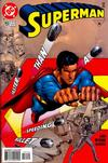 Cover for Superman (DC, 1987 series) #151 [Direct Sales]