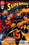 Cover for Superman (DC, 1987 series) #153 [Direct Sales]