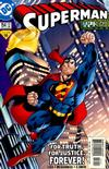 Cover for Superman (DC, 1987 series) #154